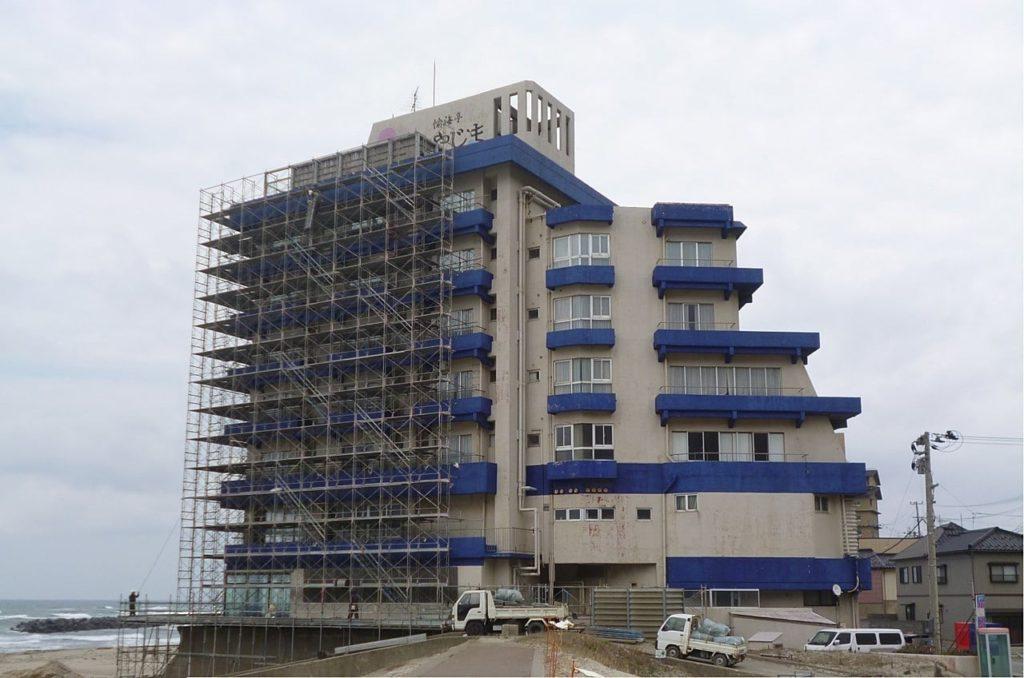 平成26年度 ホテルみやじま改修工事