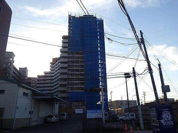 平成27年度 卸町マンション修繕工事(宮城県)