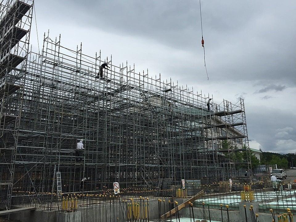 平成28年度 学校法人羽黒学園羽黒高等学校新校舎建設工事