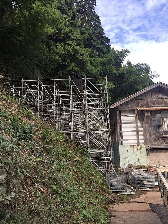 平成29年度 滝野本崩壊土砂防止柵設置工事