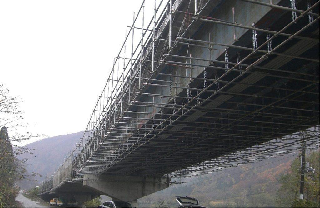 平成25年度 猪鼻高架橋補修工事