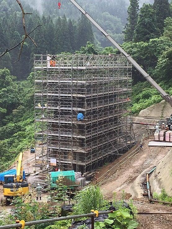 平成28年度 羽黒山橋橋梁下部工工事