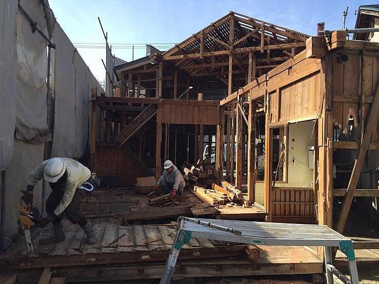 平成28年度 鶴岡市大滝宅解体工事