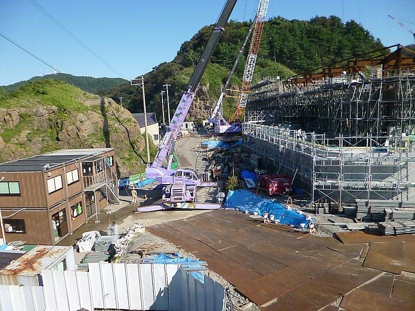 平成25年度 鶴岡市立加茂水族館改築工事