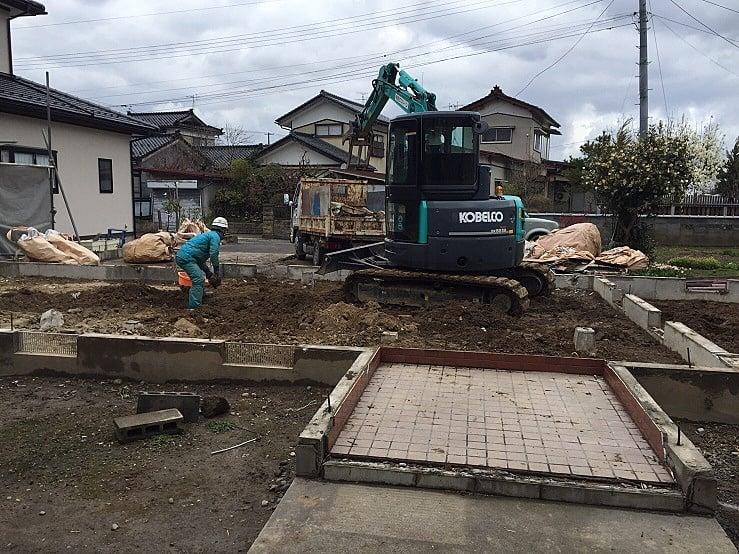 平成28年度 鶴岡市藤島町奥泉宅解体工事