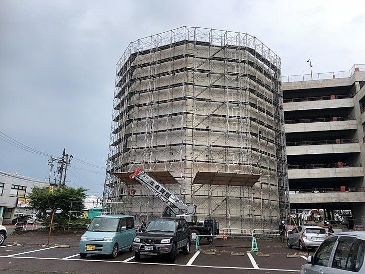 平成30年度 鶴岡市パークビル改修工事