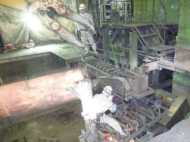 平成27年度 TBR設備撤去工事