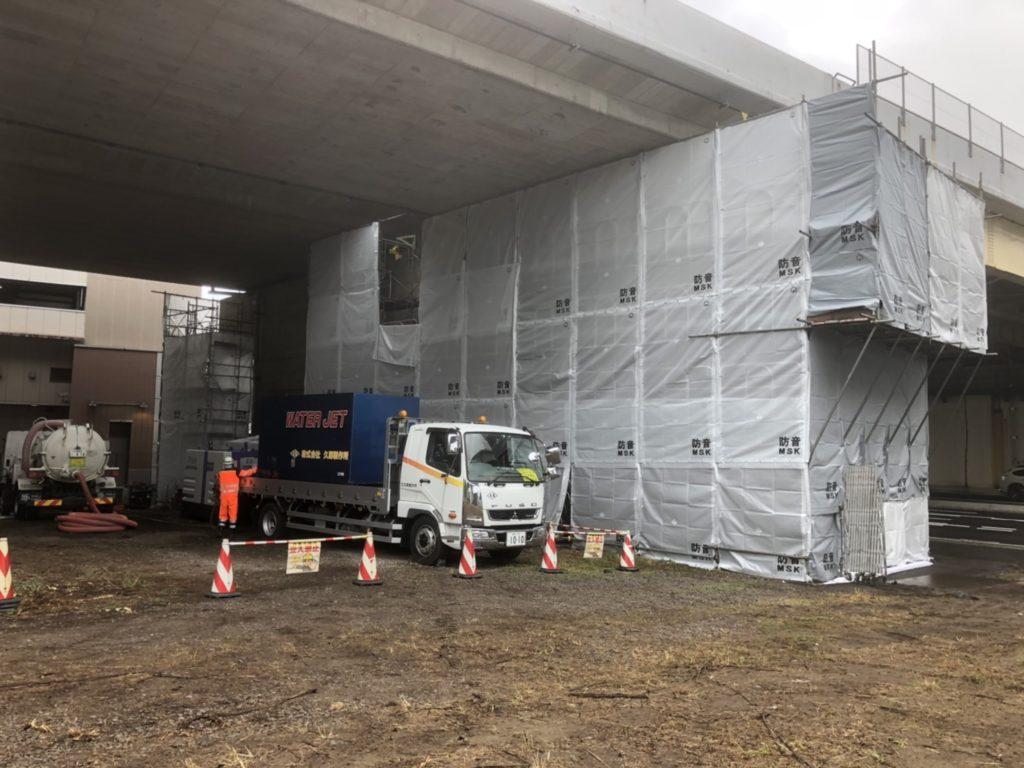 令和2年度 仙台管内構造物補修工事 泉IC(宮城県)