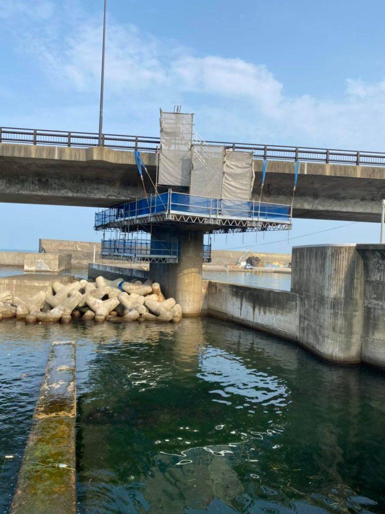 令和2年度 鶴岡地区橋梁補修工事
