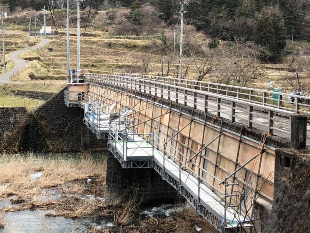 令和3年度 下川原橋補修工事(宮城県)